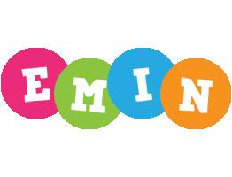 Emin friends logo