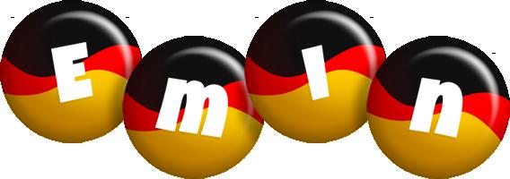 Emin german logo