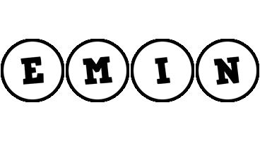 Emin handy logo