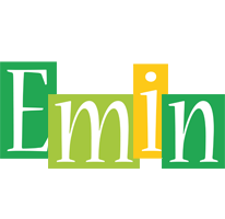 Emin lemonade logo