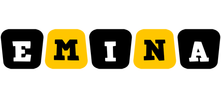 Emina boots logo