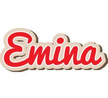 Emina chocolate logo