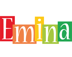 Emina colors logo