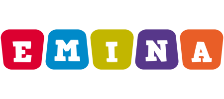 Emina daycare logo