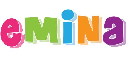 Emina friday logo