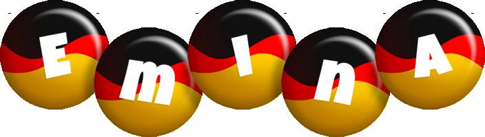 Emina german logo