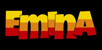 Emina jungle logo