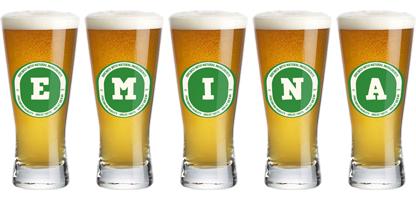 Emina lager logo