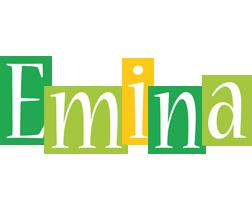 Emina lemonade logo