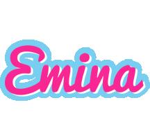 Emina popstar logo