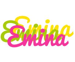 Emina sweets logo
