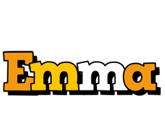 Emma cartoon logo