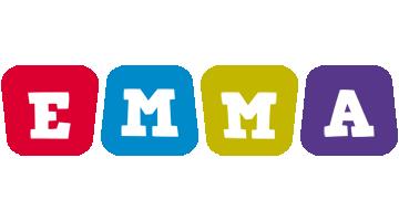 Emma daycare logo