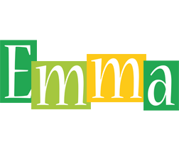 Emma lemonade logo