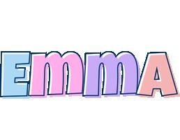 Emma pastel logo
