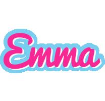 Emma popstar logo