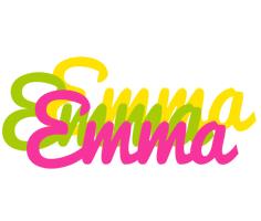 Emma sweets logo