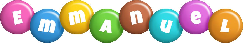 Emmanuel candy logo