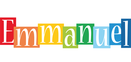 Emmanuel colors logo