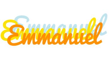 Emmanuel energy logo