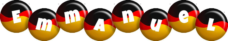 Emmanuel german logo