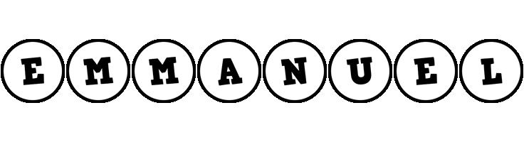 Emmanuel handy logo