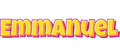 Emmanuel kaboom logo