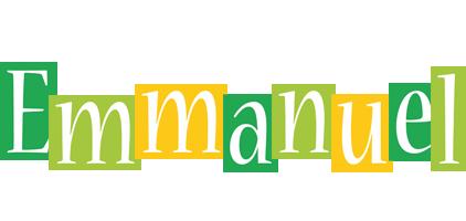 Emmanuel lemonade logo