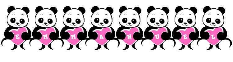 Emmanuel love-panda logo