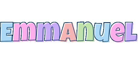 Emmanuel pastel logo
