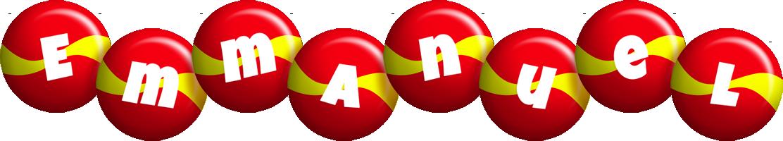 Emmanuel spain logo