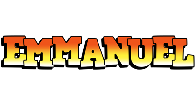 Emmanuel sunset logo
