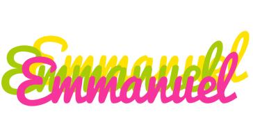Emmanuel sweets logo