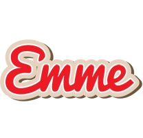 Emme chocolate logo