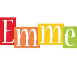 Emme colors logo