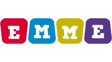 Emme daycare logo