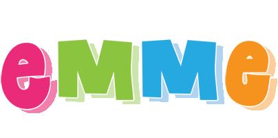 Emme friday logo