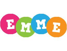 Emme friends logo