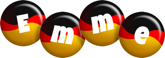 Emme german logo