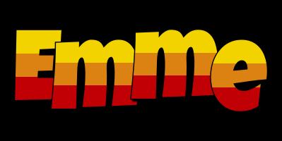 Emme jungle logo