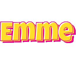 Emme kaboom logo