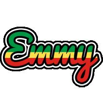 Emmy african logo