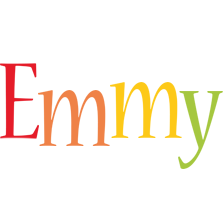 Emmy birthday logo