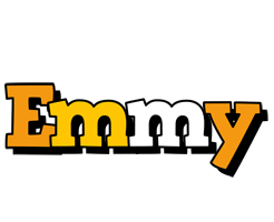 Emmy cartoon logo