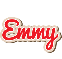 Emmy chocolate logo