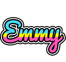 Emmy circus logo