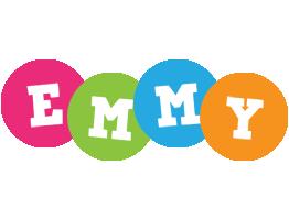 Emmy friends logo