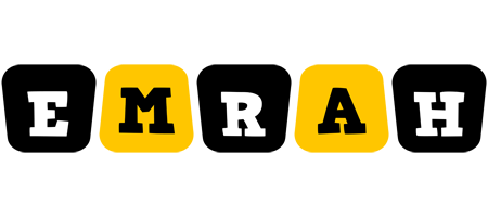 Emrah boots logo
