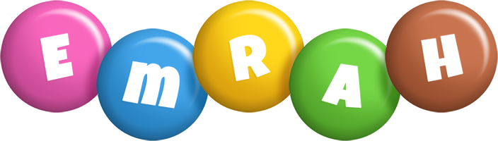 Emrah candy logo