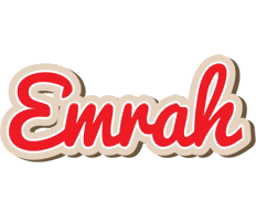 Emrah chocolate logo